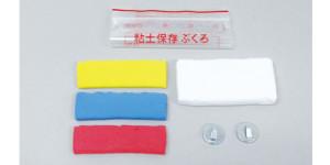 マグネット・マスコットC(カラーKクレイ付き)|作品例