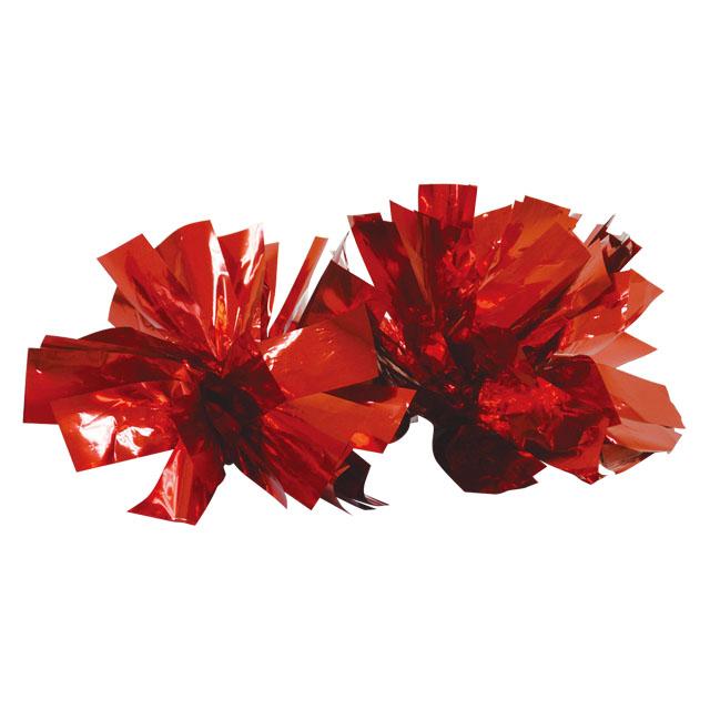 チアーポンポン(赤)2個組 サムネイル