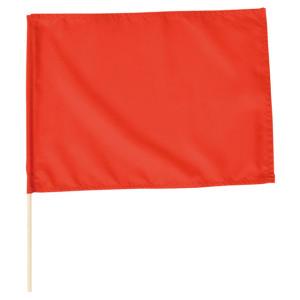 小旗(四角)赤