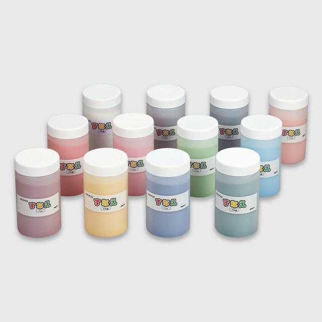 カラー砂(ボトル入)