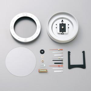 プチアート&クロック(時計セットのみ) セット内容