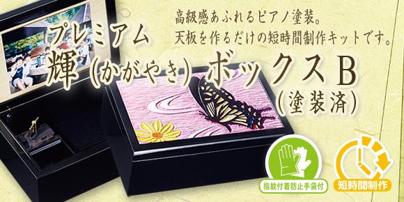 プレミアム輝(かがやき)ボックス (塗装済)