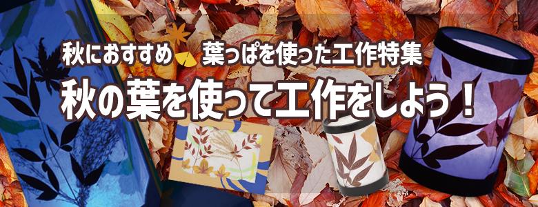 秋の葉におすすめのイベント