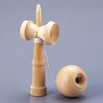 09150木のけん玉(ひも付き)|商品写真