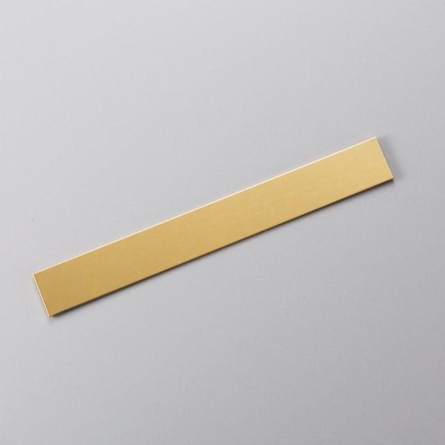 真鍮ペーパーナイフ・セット内容