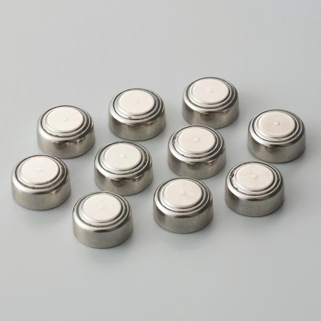 ボタン電池(LR-44)10個入 | たのつく & クラフテリオ (株式会社サンワ)