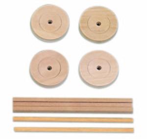 12271_木製車輪セットA_商品画像