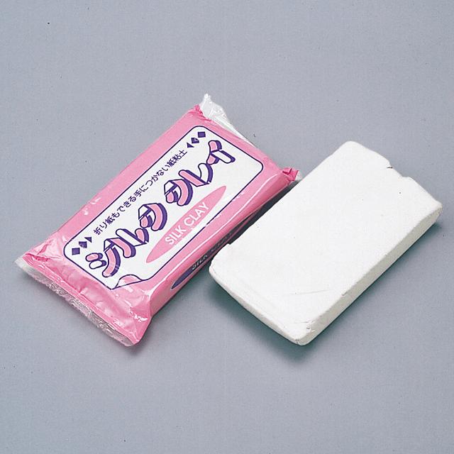 シルククレイ(高級白粘土)400g
