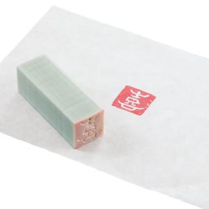 樹脂印・作品例