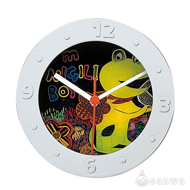 【時計工作キット】プチアート&クロック E アートグラス