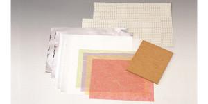 紙工作キット 雲龍紙でつくるランプシェード セット内容