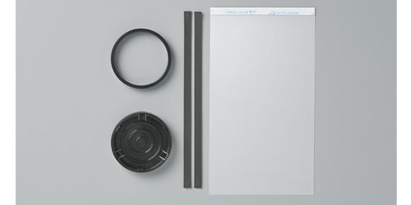 ステンドランプ|セット内容