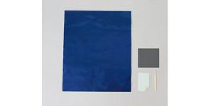メタル箔シート A 青のセット内容写真