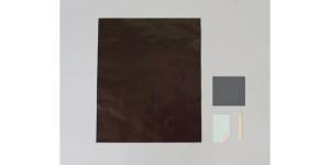 メタル箔シート B 銀のセット内容写真