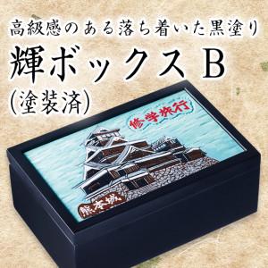 輝(かがやき)ボックス B (塗装済) 作品例