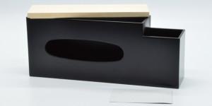 ティッシュボックス工作キット ノアールティッシュBOX セット内容