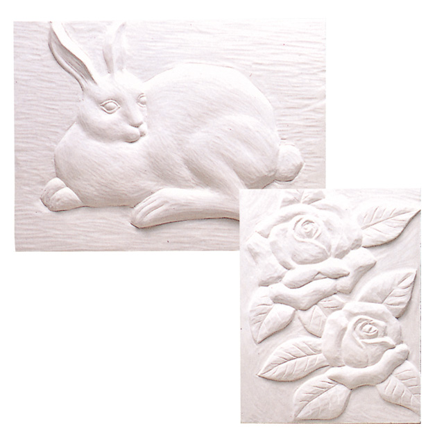 樹脂石こう板・作品例