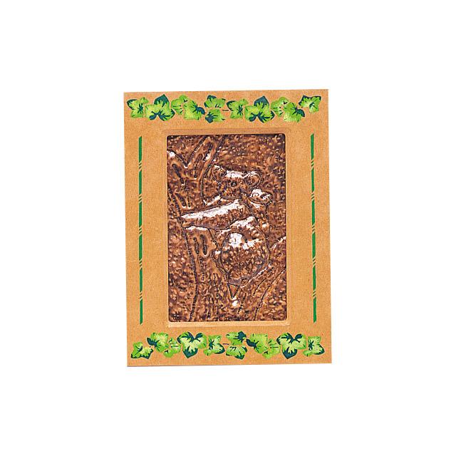 銅板用額B・作品例