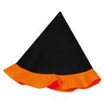 フェルトでとんがり帽子・オレンジ
