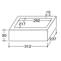 フレームボックスキットサイズ