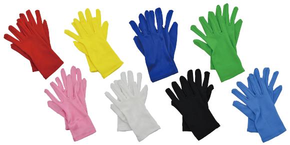 ドライカラー手袋|色見本
