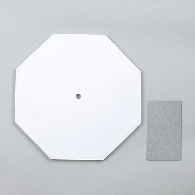 ワッツタイム? らくらくボード 八角型|加工板・紙やすり