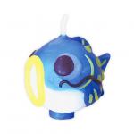 手作りキャンドル こいのぼり 青|作品例