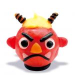 手作りキャンドル 赤鬼|作品例