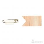 木のバッジ G こいのぼり|商品内容