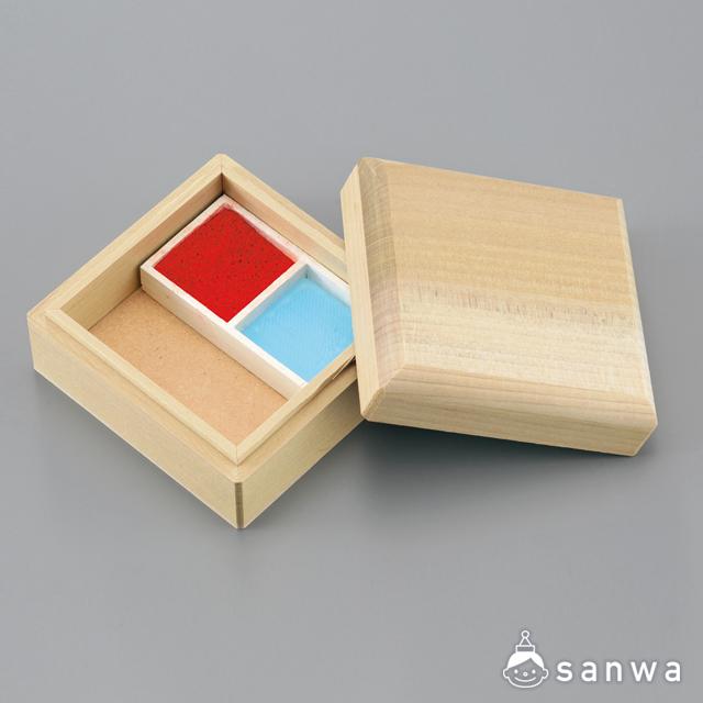 木彫印材ケース・セット画像1