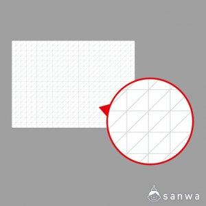 平面構成・斜方眼商品画像