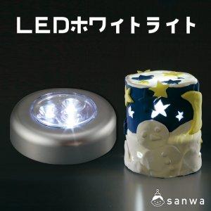LEDホワイトライト・タイトル