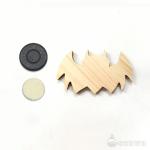 木のマグネットシリーズ K こうもり|セット内容