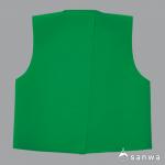 カンタン衣装づくり ベスト 緑