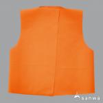 カンタン衣装づくり ベスト オレンジ