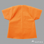 カンタン衣装づくり シャツ オレンジ