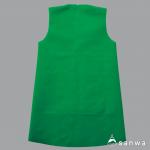 カンタン衣装づくり ワンピース 緑