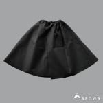 カンタン衣装づくり マント・スカート 黒