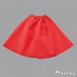 カンタン衣装づくり マント・スカート 赤