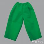 カンタン衣装づくり パンツ 緑